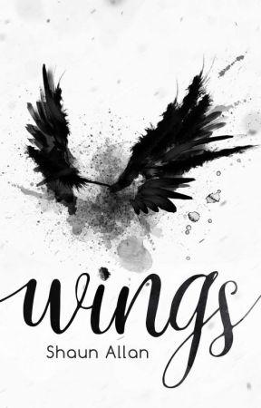 Wings ¦ Snow Anthology by ShaunAllan