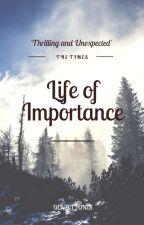 Life of Importance by Denzel_Jones