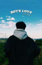 boy's love by jicockgay
