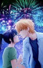 Love is in air ( Kaichou wa Maid sama ) by YANDEREdeanne