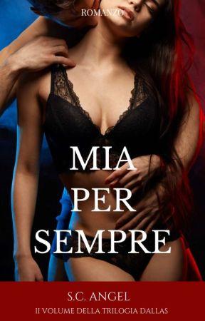 MIA PER SEMPRE (SEQUEL) In Revisione by Sara99Costa