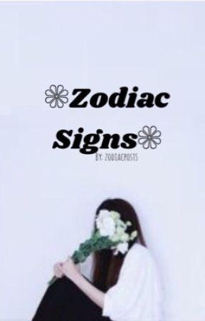 ❁Zodiac Signs❁ by zodiacposts