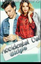Accidental call Skype by PetronelaCosmina