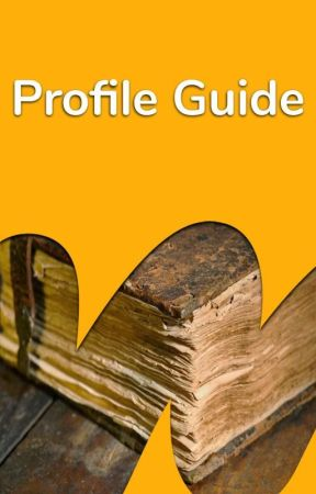Profile Guide by WattpadUrbanFantasy