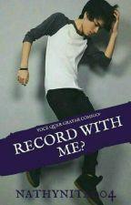 Record with me? - MoriMura  by Nathynita004