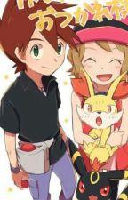 Gary y Serena Opinan De Las Parejas De Pokemon by -PuesSerena-