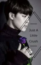 Just A Little Crush [Jimin x Suicidal Male reader] by NeverTooMuchKpop