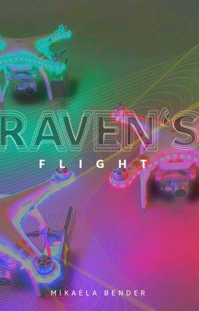 Raven's Flight by GeneralElectric