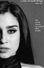 a sum of small things | camren (au) by Blake0Tyler