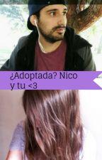 ¿Adoptada? nico y tu [Goth] by NoNoSeLlama