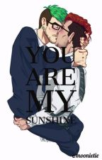 You are my sunshine by moonietie