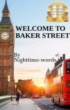 Welcome to Baker Street by Nighttime-words