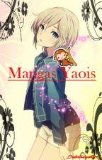 Mangas yaoi :3 by isabellapower1