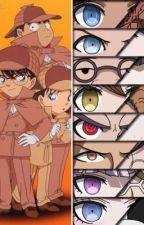 Danganronpa X Detective Conan by AnimezTime