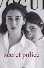 Secret police (كامرين) by camrenfells27