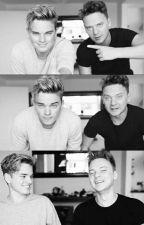 Jack & Conor Maynard Imagines by sweaterpawsfan