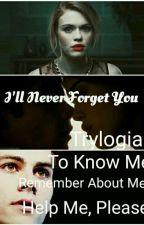 I'll Never Forget You | Stydia cz.1, cz.2, cz.3 by Stilinskaa24