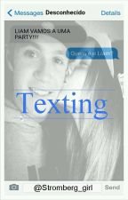 Texting || N.H. by Stromberg_girl
