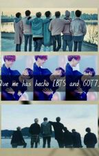 Que me has hecho [ BTS and GOT7 ] ( Yaoi)  by EmeleeAndrea5