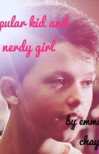 Popular Kid and Nerdy Girl || Jacob Satorius X Emmma Fanfic! by xXRobloxGurlzXx