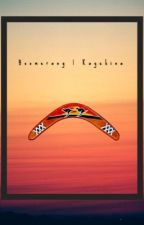 Boomerang   Kagehina by BungouStrayBalls