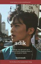 a d e k   mark lee [👌] by babylyon