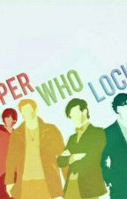 SuperWhoLock😇 by Lorenor-Sherlock
