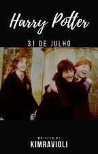 Harry Potter - 31 de Julho by KimRavioli