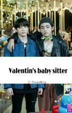 Valentin's Baby Sitter [Vkook] by J-YoonMin