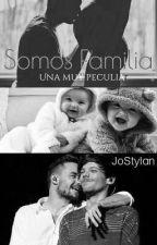 Somos Familia ||Nuestro Pequeño Milagro Temporada 3|| Narry|| Lilo|| Mpreg by JoStylan