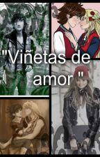 Viñetas de amor  by natulinda1999