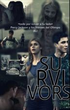 Survivors • {heroes del Olimpo AU}  by ohmyradioactive