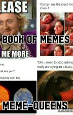 Book of Memes by Meme-Queens