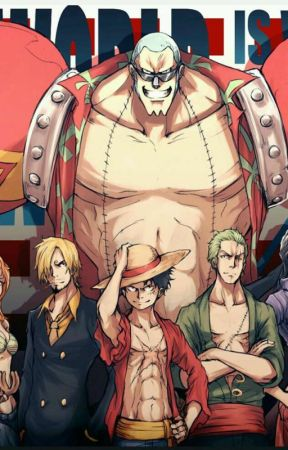 straw hat pirate's x male reader by BlackCat41Knight