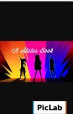 My status Book  by Miraculousbug101