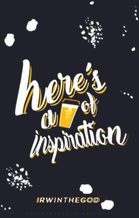 Here's a cup of inspiration ♥ g r a p h i c ' s  p o r t f o l i o by irwinthegod