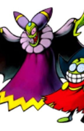 return of cacklette and fawful prologue wattpad