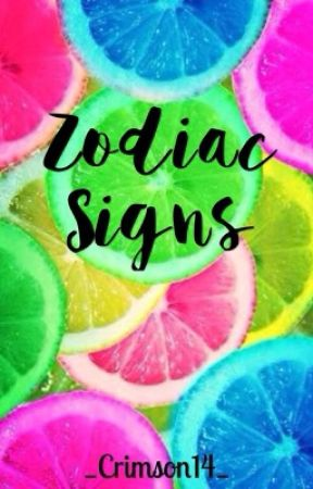 Zodiac Signs - The Signs: At the playground when they were