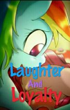 Laughter And Loyalty ( A PinkieDash Fanfic)  by creepypie_14