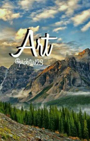 Art. by prickstar123