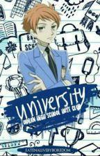 University » ohshc  by eatenalivebyboredom