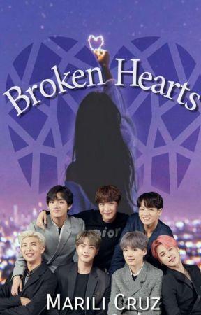 Broken Hearts V1 | BTS FF by Marili_Cruz