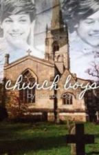 church boys ➢ (l.s) by louuuology