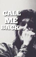 Call Me Back (A Julian Casablancas Fan Fic) by fineshrines