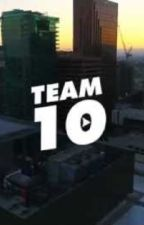 Team 10 Preferences || REWRITING by alissavioletfacts