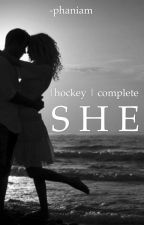 she | in finnish - hockey by -troyesivanm