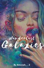 Wanderlust Galaxies by Amenah___2