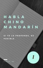 Aprende Chino Mandarín!. 中文. by LiXue_00