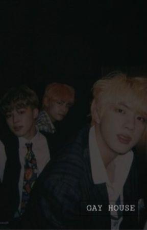 gay house BTSxBTS by shookgguk