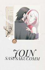 JOIN SASUSAKU COMMUNITY by SasuSakuComm